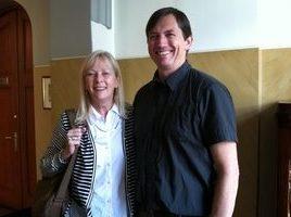 Janet Ruud and Dag Kuhle-Gotovac