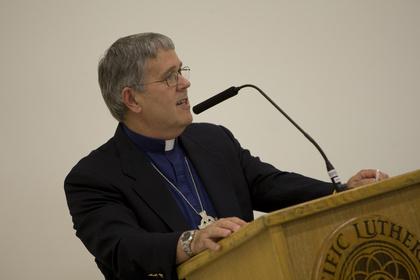 Rev David T. Alger